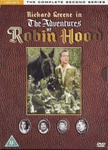 The-Adventures-Of-Robin-Hood-The-Complete-Series-2-DVD-1956-CD-OIVG