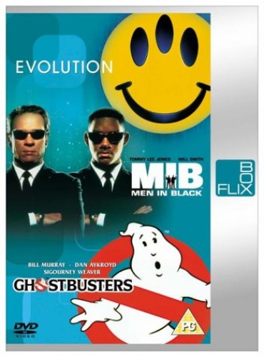 Ghostbusters/Men In Black/Evolution