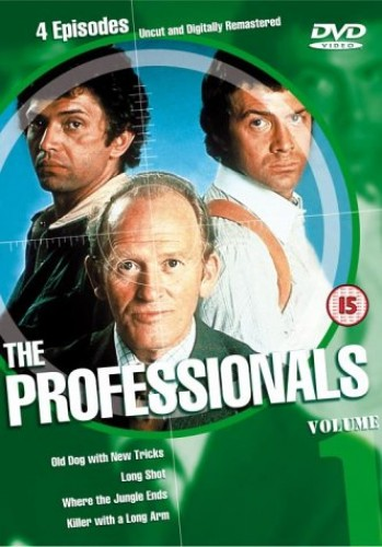 The-Professionals-Vol-1-DVD-CD-V0VG-FREE-Shipping