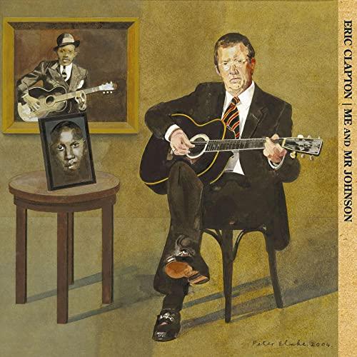 Eric Clapton - Me And Mr. Johnson