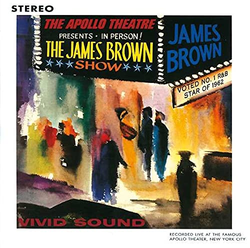 James Brown - Live At The Apollo (1962) By James Brown