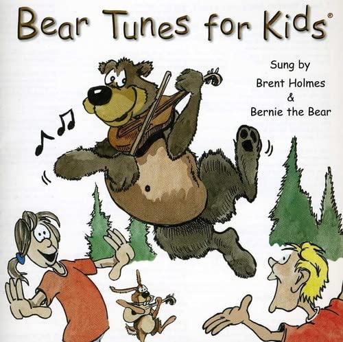 Bernie The Bear - Ak Bear Tunes for Kids