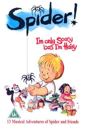 Spider-DVD-CD-56VG-FREE-Shipping