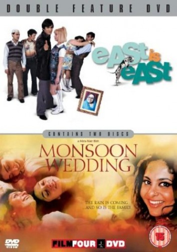 East-Is-East-Monsoon-Wedding-DVD-2002-CD-F6VG-FREE-Shipping