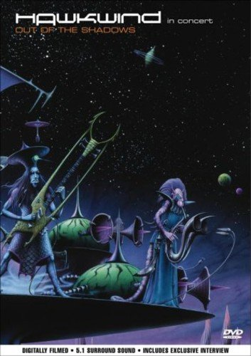 Hawkwind - Hawkwind - Out Of The Shadows