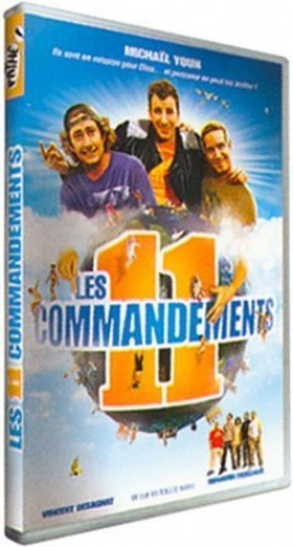 Les-11-commandements-FRENCH-CD-82VG-FREE-Shipping