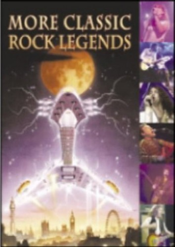 More-Classic-Rock-Legends-DVD-CD-5CVG-FREE-Shipping