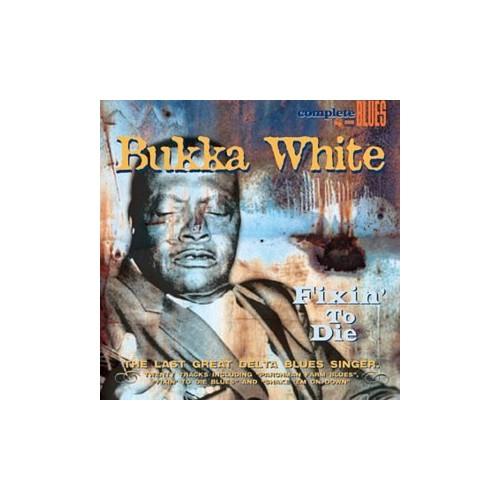 Bukka White - Fixin' To Die By Bukka White