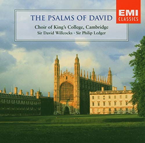 Psalms of David, The (Willcocks, King's College Choir) By Choir of King's College, Cambridge