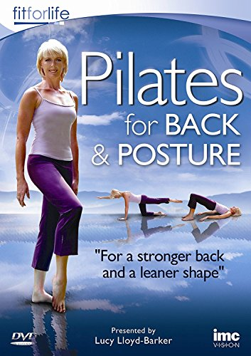 Pilates For Back And Posture - Fit for Life Series