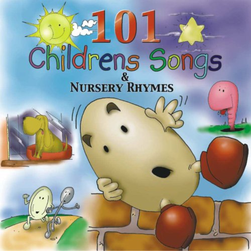 Various - 101 Childrens Songs and Nursery Rhymes By Various