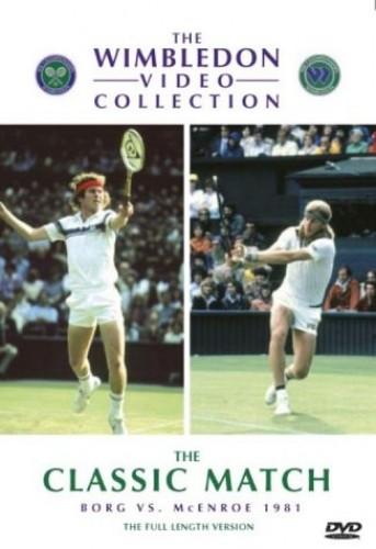 Wimbledon Classic Matches - Wimbledon Classic Matches - Borg Vs. McEnroe Men's Final 1981