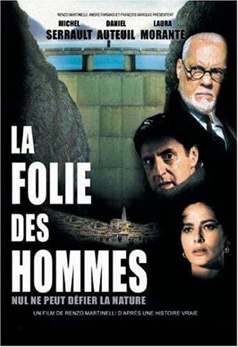 La Folie des Hommes - DVD