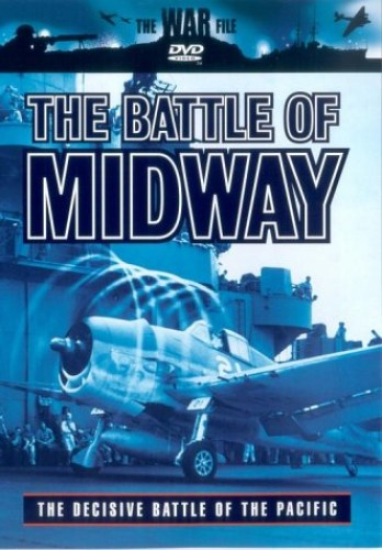 The-War-File-The-War-File-The-Battle-Of-Midway-DVD-The-War-File-CD-NAVG