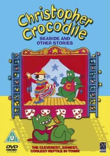 Christopher-Crocodile-Seaside-And-Other-Stories-DVD-CD-QGVG-FREE-Shipping
