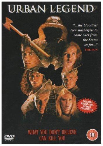 Urban Legend (DVD) (1998)
