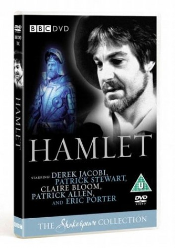 The-BBC-Shakespeare-Collection-Hamlet-DVD-CD-4CVG-FREE-Shipping