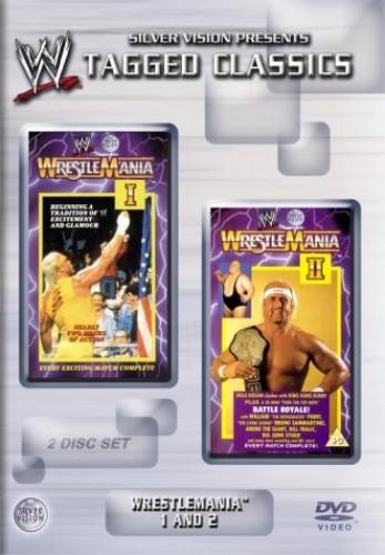 WWE - Wrestlemania 1 And 2