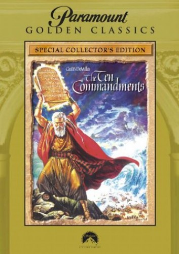 The-Ten-Commandments-DVD-CD-22VG-FREE-Shipping