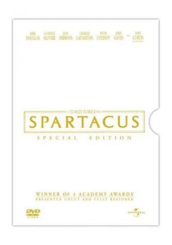 Spartacus-Special-Edition-DVD-1960-CD-IGVG-FREE-Shipping
