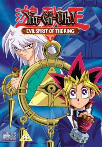 Yu-Gi-Oh-Yu-Gi-Oh-Volume-5-Evil-Spirit-Of-The-Ring-Yu-Gi-Oh-CD-2CVG
