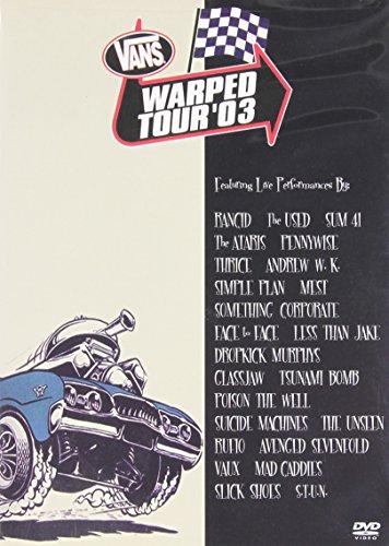 Vans Warped Tour '03 (Ws Dol)