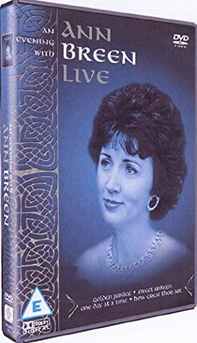 BREEN,ANN - Ann Breen Live - An Evening With Ann Breen