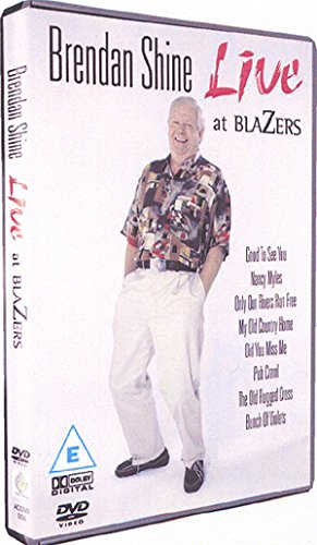 SHINE,BRENDAN - Brendan Shine - Live At Blazers