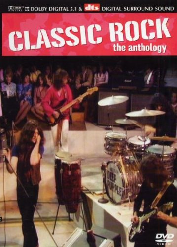 Various Artists - Classic Rock - The Anthology