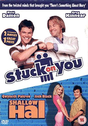 SOY-SHALLOW-HAL-DVD-WW-EXCL-CD-DOVG-FREE-Shipping