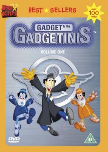 Gadget And The Gadgetinis: Volume 1