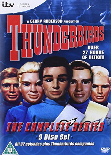 Thunderbirds Classic - Complete Collection (9-Disc Box Set)