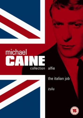 Michael Caine Box Set: Alfie/The Italian Job/Zulu