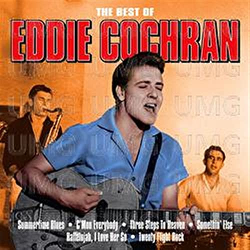 Cochran Eddie The Best Of Eddie Cochran By Cochran