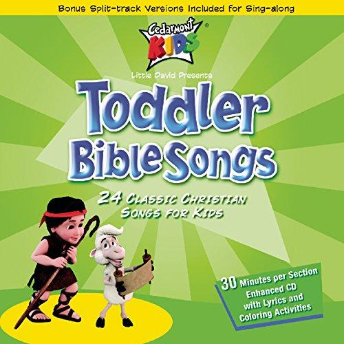 Cedarmont Kids - Toddler Bible Songs