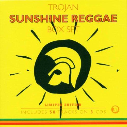 Various Artists - Trojan Sunshine Reggae Box Set By Various Artists