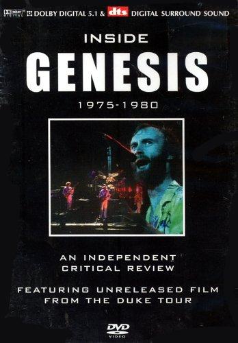 Genesis - Genesis - Inside Genesis - A Critical Review 1975 To 1980