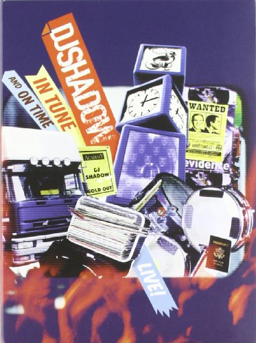 DJ Shadow - DJ Shadow - In Tune And On Time
