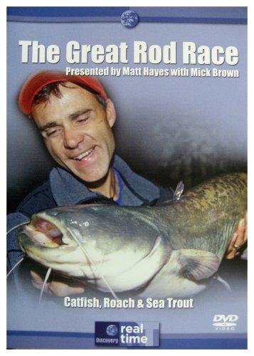 The Great Rod Race - Matt Hayes - Great Rod Race  - Catfish, Roach & Sea Trout