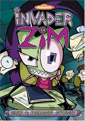 Invader Zim 2: Progressive Stupidity