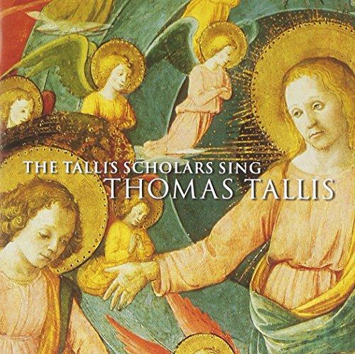 The Tallis Scholars Sing Thomas Tallis By Thomas Tallis