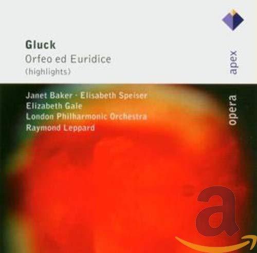 Janet Malladeine - Gluck: Orfeo Ed Euridice (Highlights) By Janet Malladeine