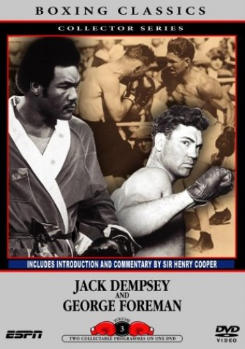 Jack Dempsey And George Foreman
