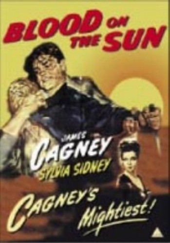 Blood On The Sun - James Cagney DVD