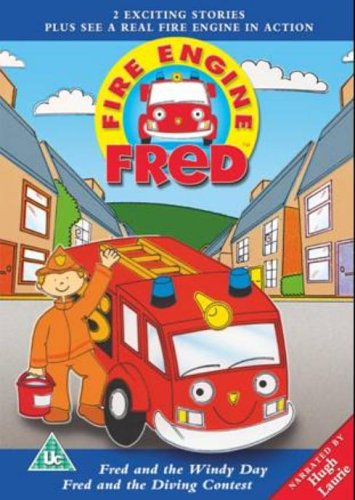 Fire Engine Fred: Fred And The Windy Day/The Diving Contest