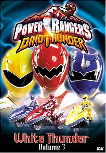 Power Rangers Dino Thunder 3: White Thunder