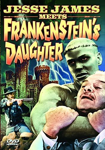 Jesse James Meets Frankenstein's Daughter (DVD) (1965) (All Regions) (NTSC) (US Import)