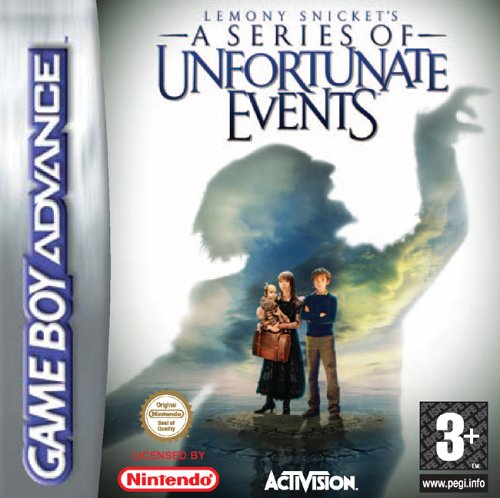 Lemony Snicket's A Series Of Unfortunate Events (GBA)