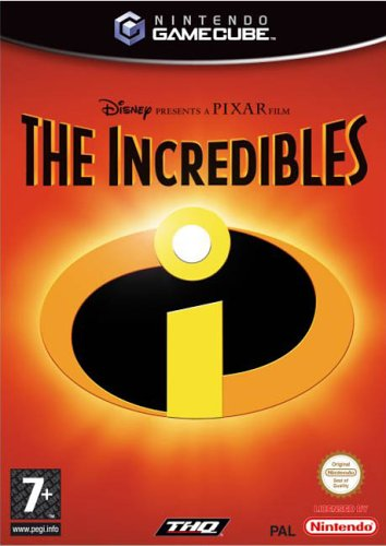 The Incredibles (GameCube)