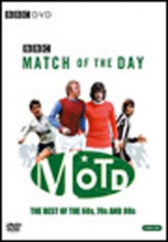 Match of the Day: The Complete Match of the Day 60s, 70s and 80s